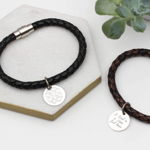 original_personalised-silver-and-leather-celtic-knot-bracelet